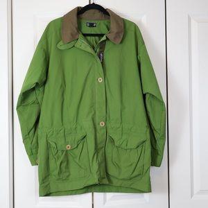 PATAGONIA | Green Rain Coat Jacket Size 12